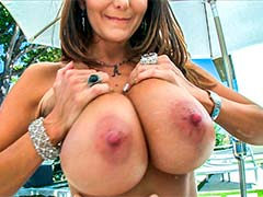 Big Tits Ava Addams gets an Anal Excavation